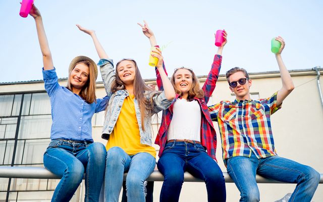 Opiskelijaryhmä